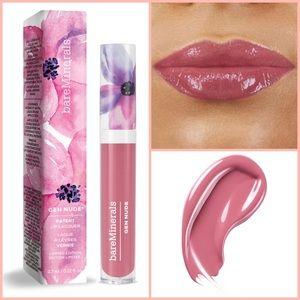 NIB🌟Limited Edition Bare Minerals Patent Lip Liq.